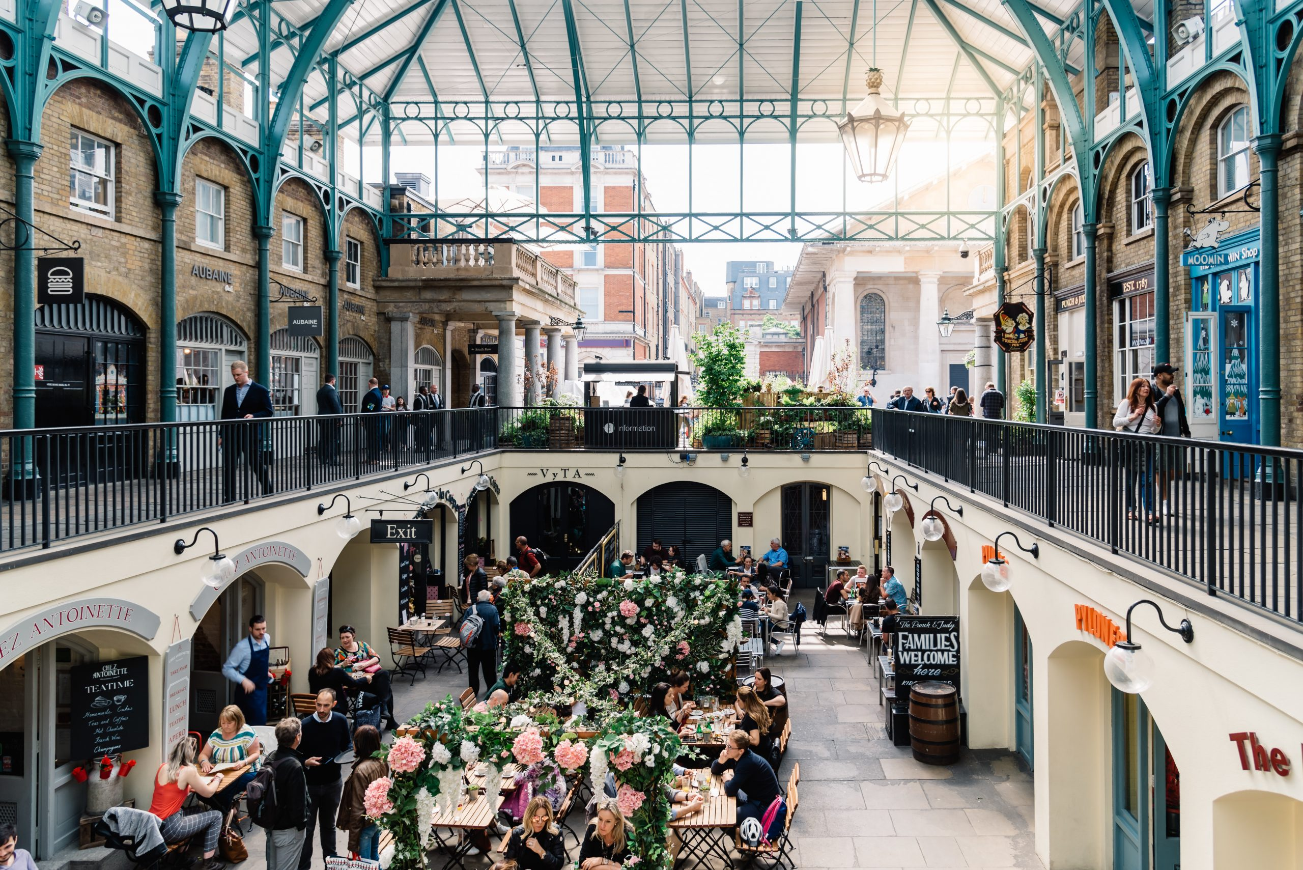 Covent Garden - places to visit london, london what to visit, best things to do in london 2020
