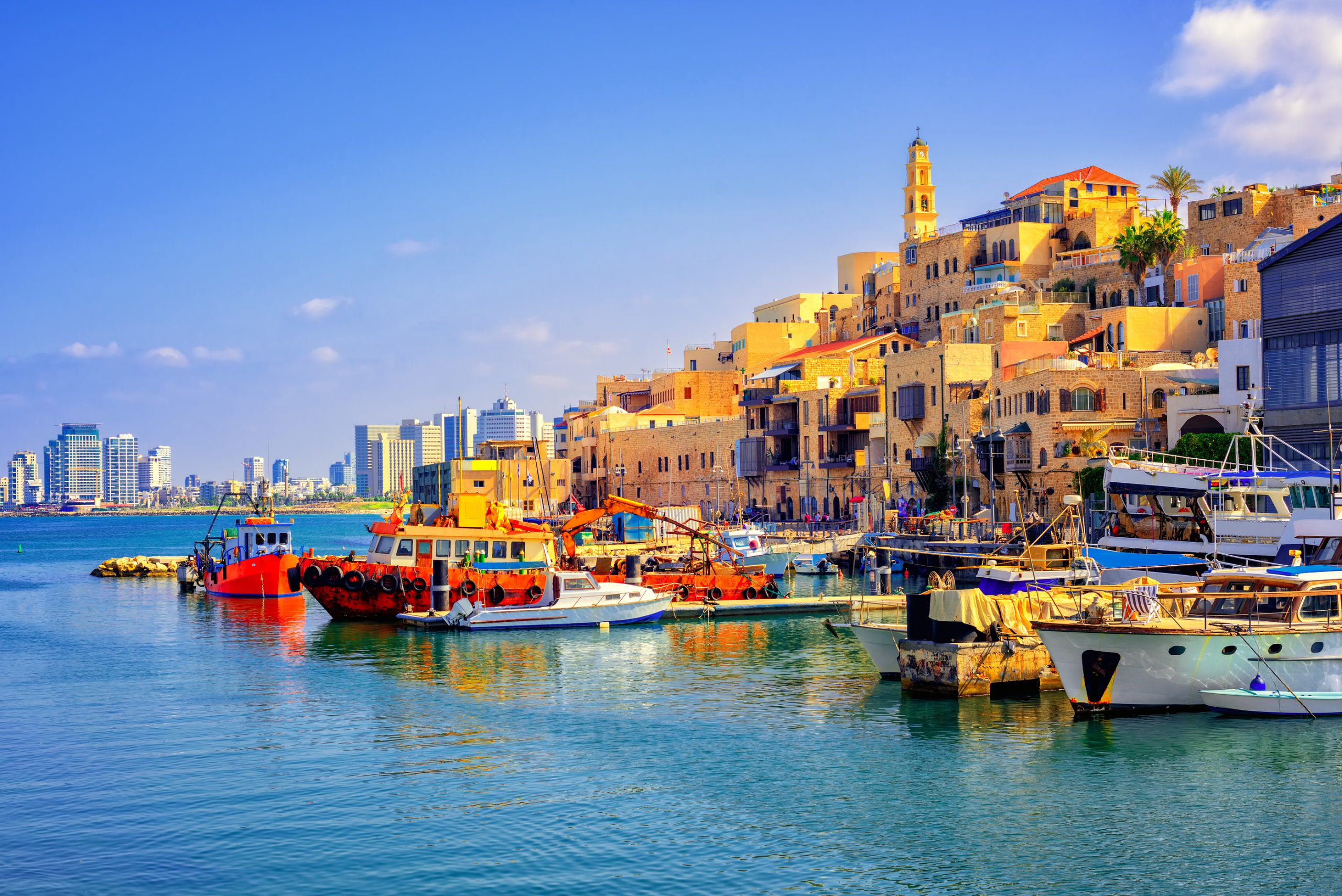 Jaffa Old town and port -  tel aviv things to do