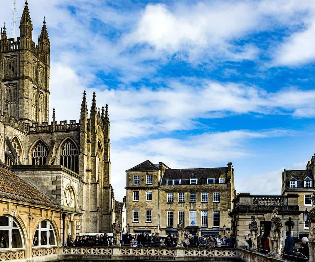 10 Best things to do in Bath, England