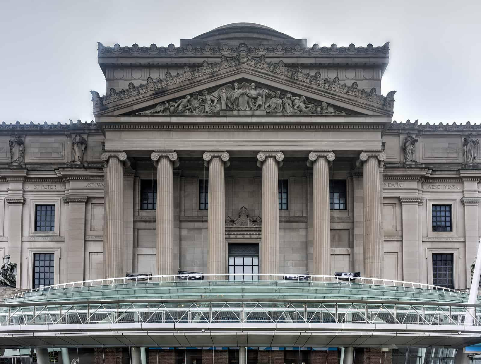 The brooklyn Museum - brooklyn points of interest. place to go in brooklyn