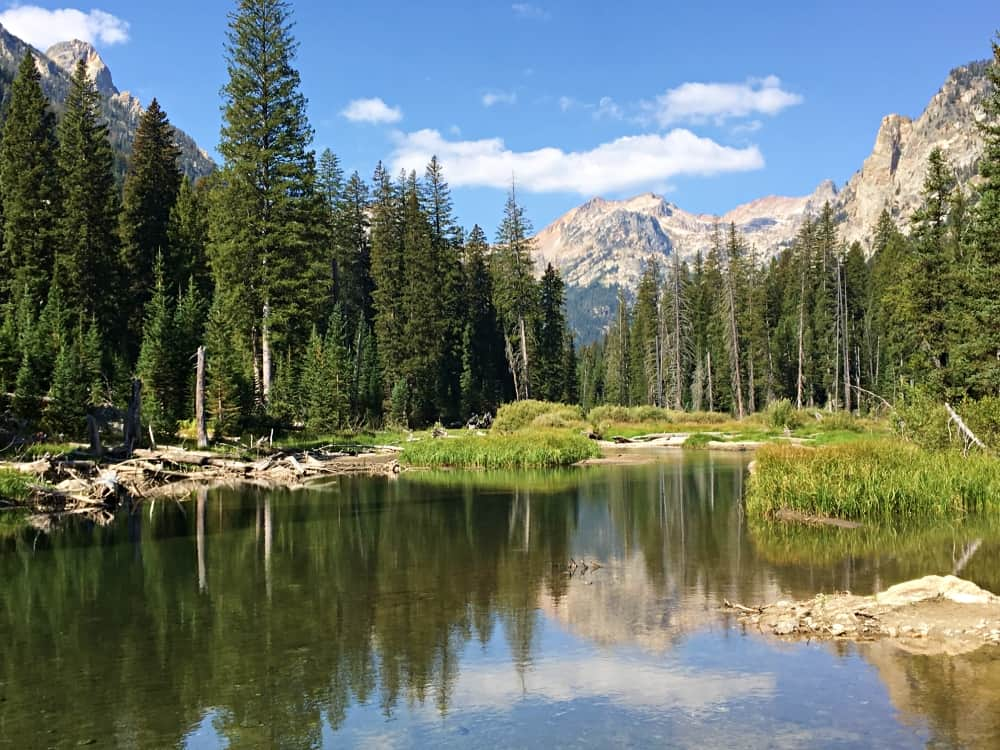 Grand Teton National Park is among the best national parks in america