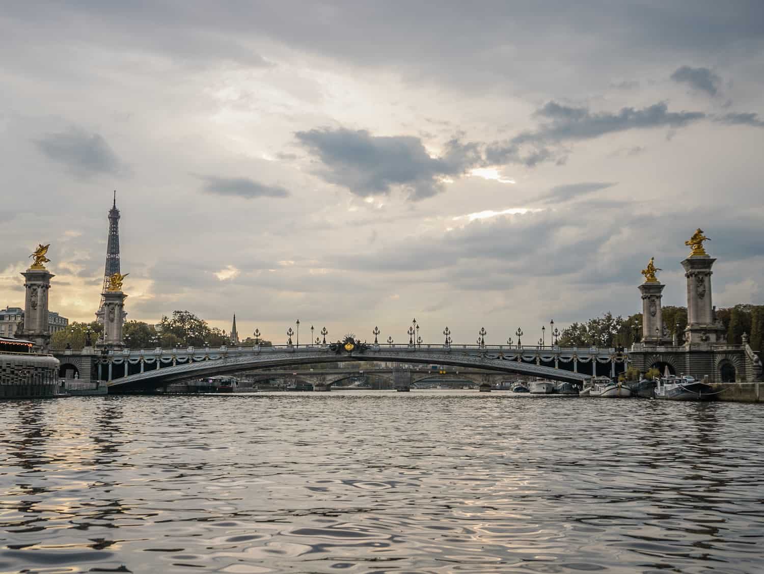 A Seine Cruise is one of the best things to do in paris at night and paris what to do
